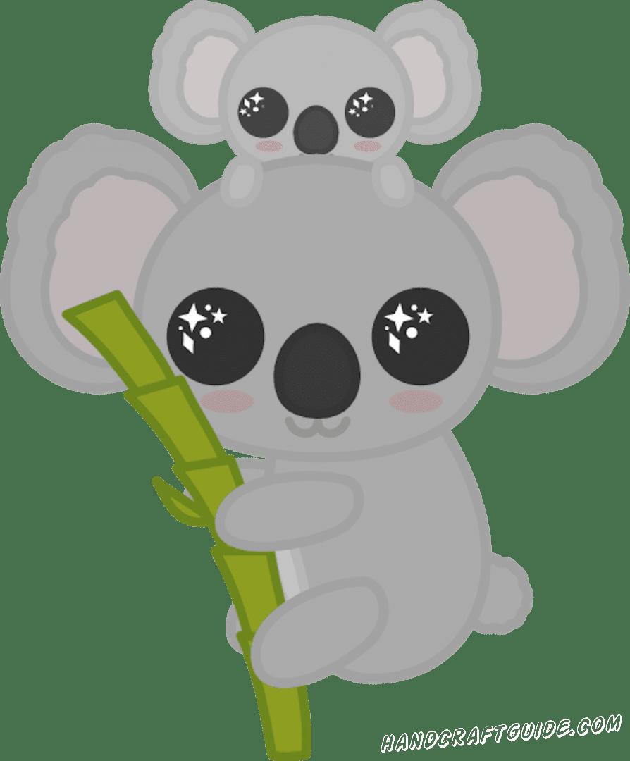 рисунки для срисовки панда