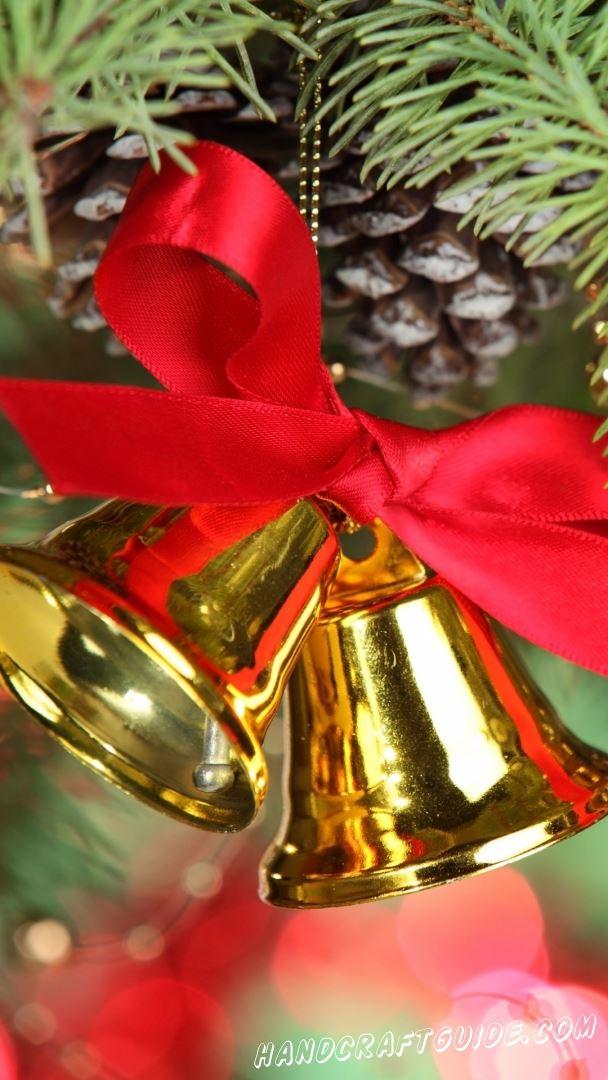 рождественские картинки на заставку