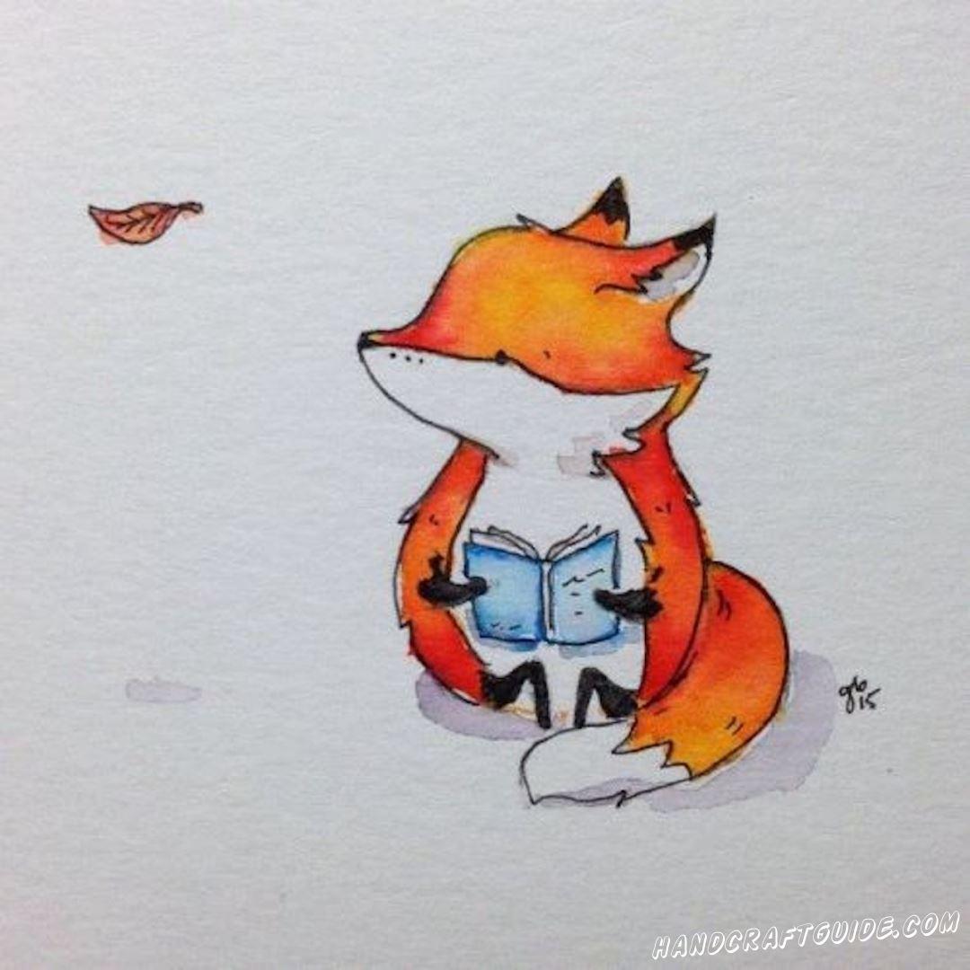 срисовки карандашом для начинающих