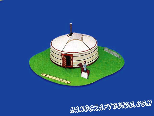 Ger (nomadic dwelling)