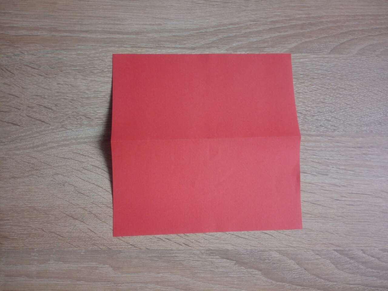 Take a piece of square sheet.
