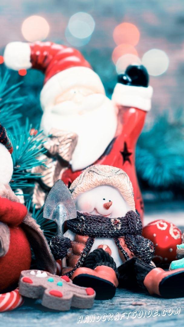 рождественские обои скачать