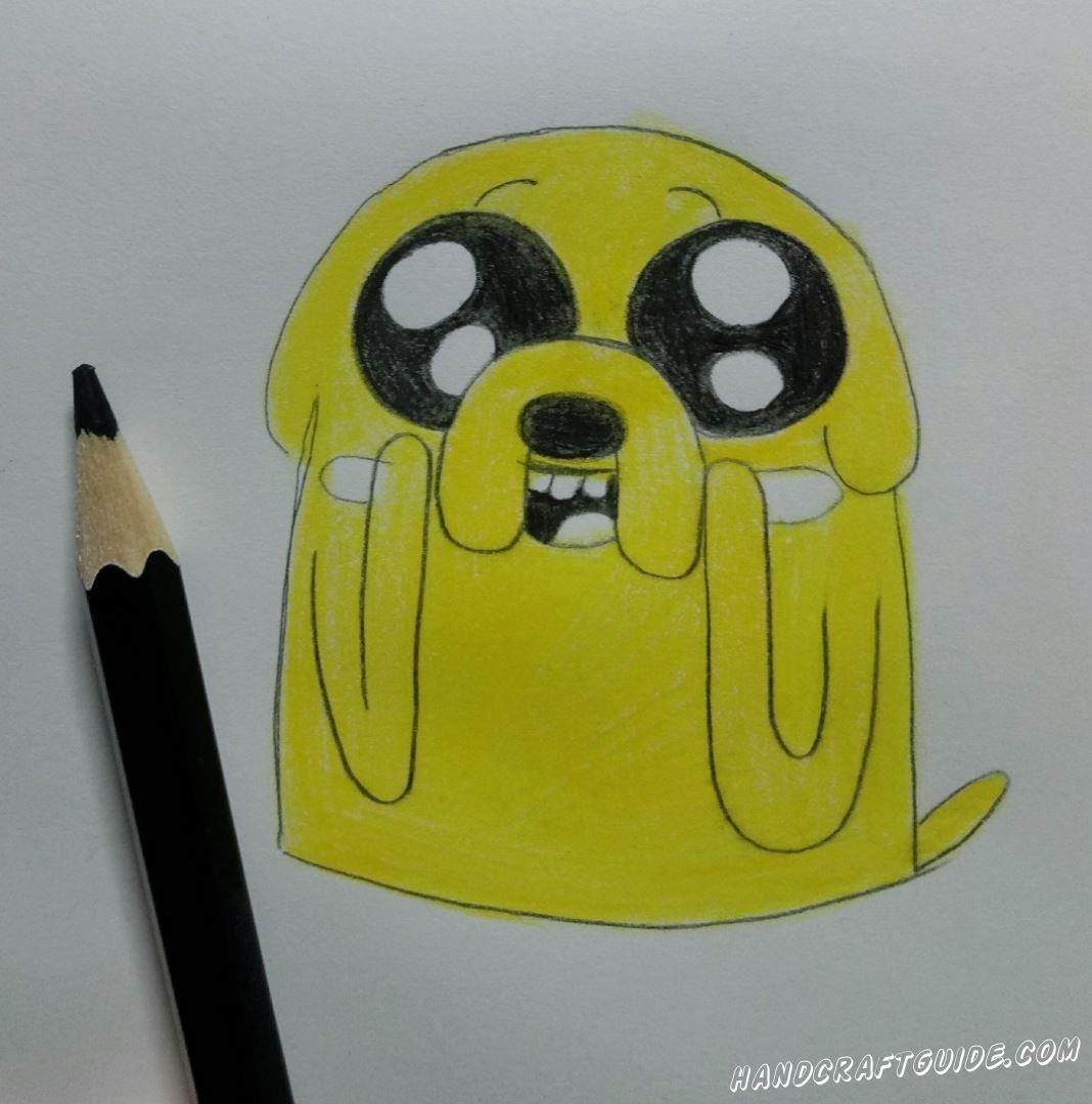 как нарисовать поэтапный рисунок с детьми