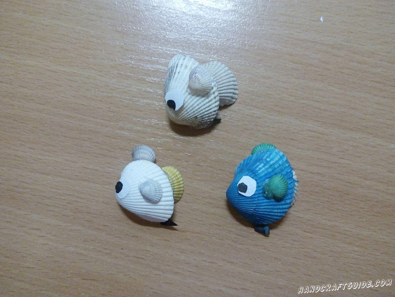 Чем больше рыбок, тем круче. Они будут напоминать о вашем отдыхе даже зимой. До новых встреч, друзья!