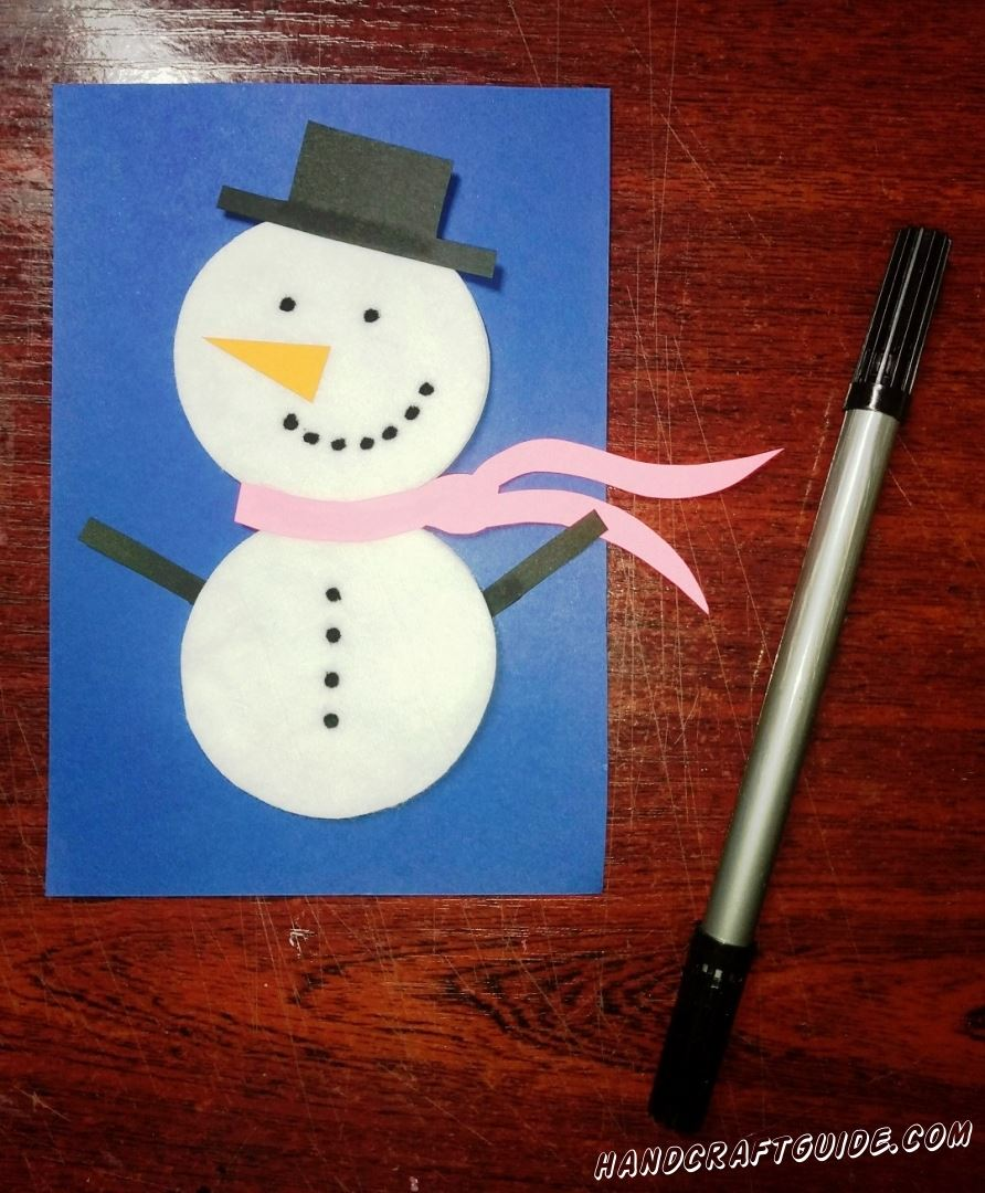 открытка новый год для детей