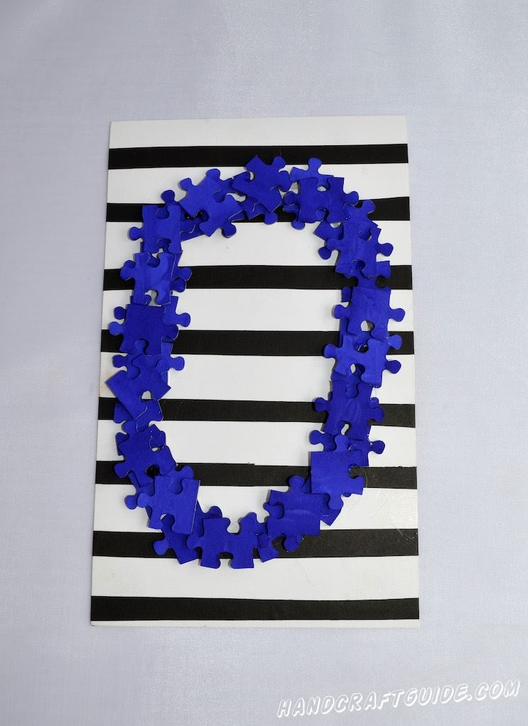 буквы своими руками