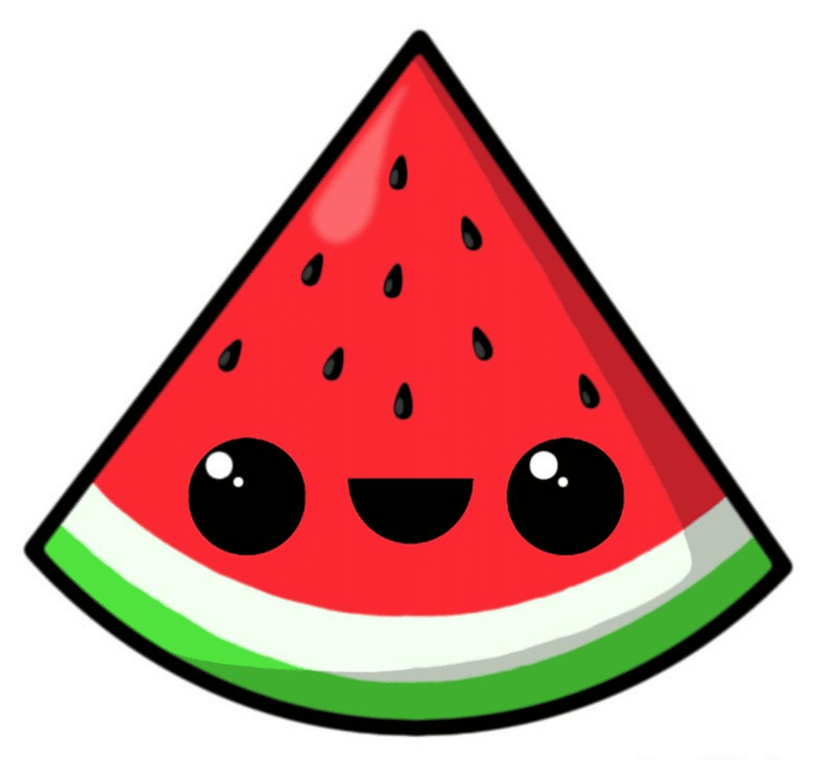 Картинки для срисовки фрукты