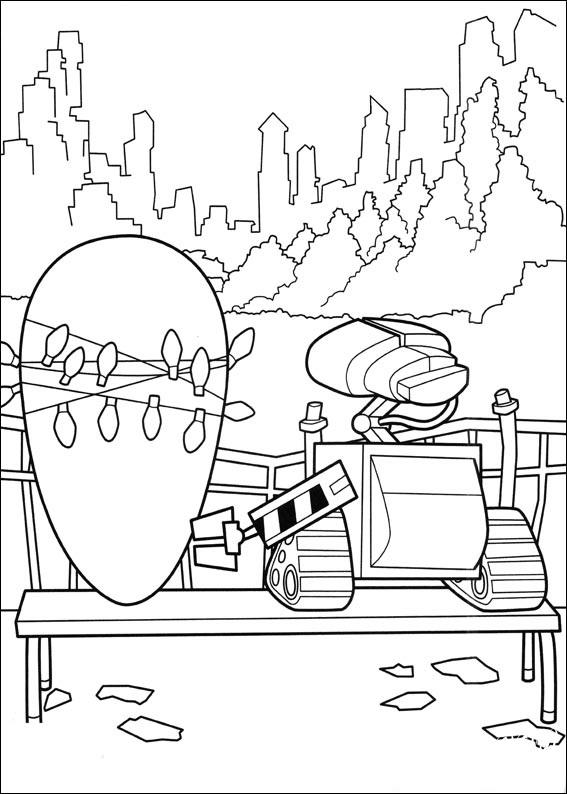 картинки для мальчиков робот валли