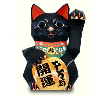 Maneki Neko(Lucky cat) Money, Charm, Happiness