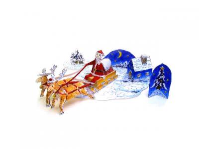 Северный Санта-Клаус