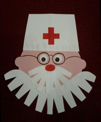 поделки из бумаги доктор айболит