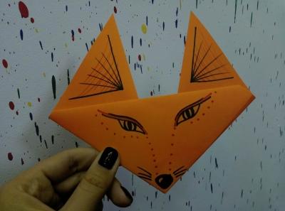 Оригами своими руками простые пошаговые фото для детей 5 лет