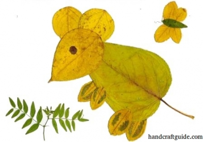 In this topic, you will find simple ideas for making simple crafts from natural materials on the theme of autumn