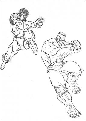 Hulk part 2