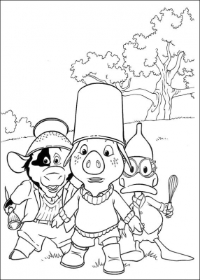 Jakers! The Adventures of Piggley Winks part 2