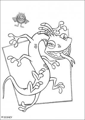 Monsters, inc part 2