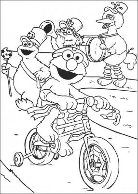 Sesame Street part 2