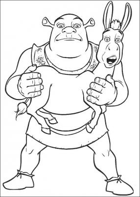Shrek part 2