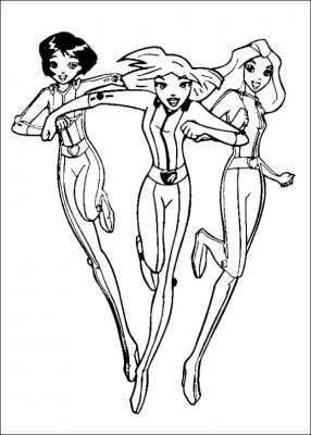 Totally Spies!